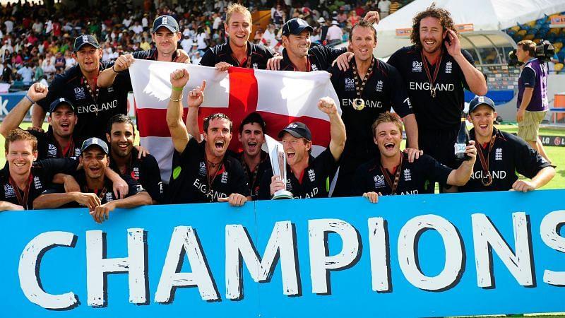 T20 World Cup 2010 winners - England