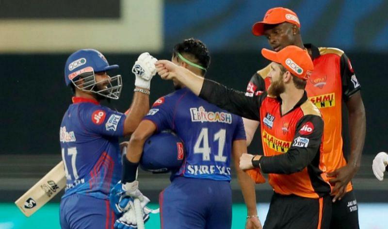 आईपीएल में दिल्ली की टीम तालिका में नम्बर एक पर है