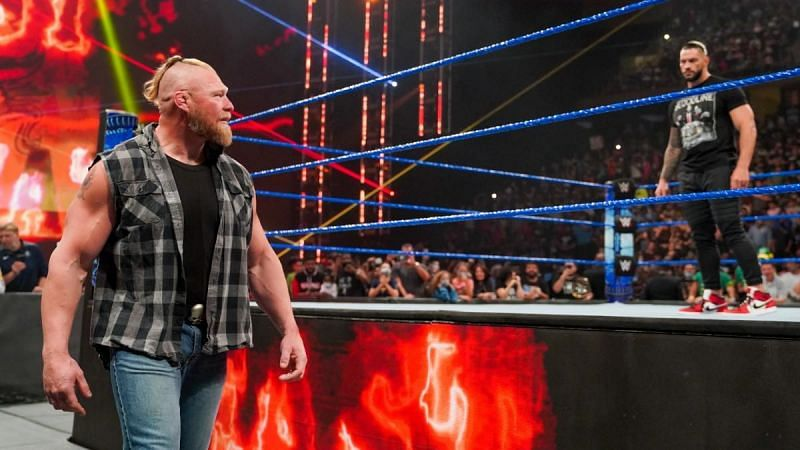 Brock Lesnar could save Roman Reigns from The Demon
