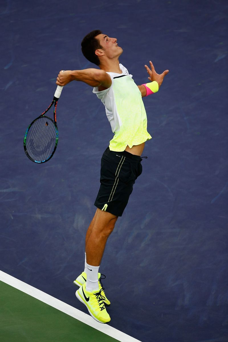 Bernard Tomic will always remian one of tennis' biggest 'what ifs'.