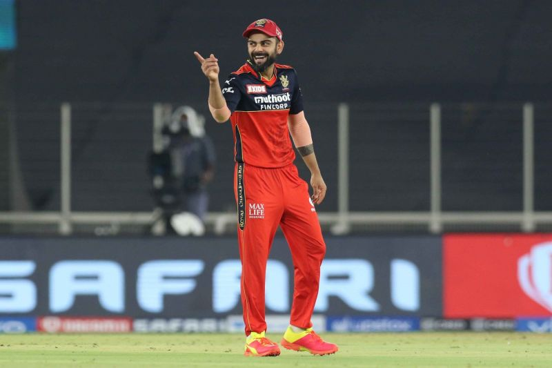 Virat Kohli has decided to step down as the captain of the Royal Challengers Bangalore team (Image Courtesy: IPLT20.com)