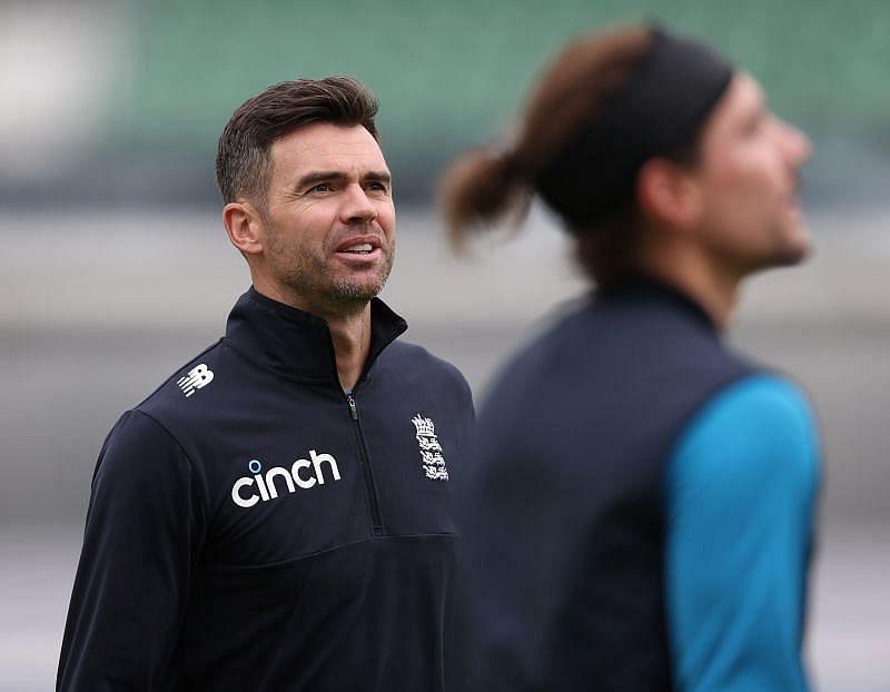 जेम्स एंडरसन ने भारत की सीरीज में बढ़त लेने के कारण का खुलासा किया