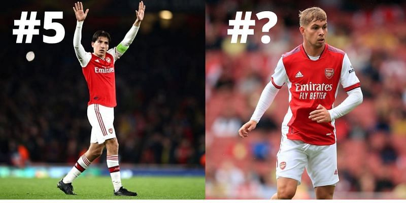 Bellerin and Smith Rowe are definitely in, but who tops the list?