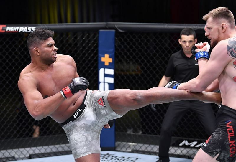 Alistair Overeem entered the UFC in 2011 as the planet's most feared kickboxer