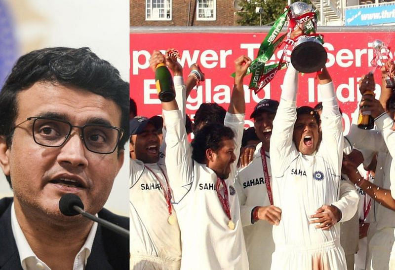 Sourav Ganguly believes India can win their first Test series in England after 2007
