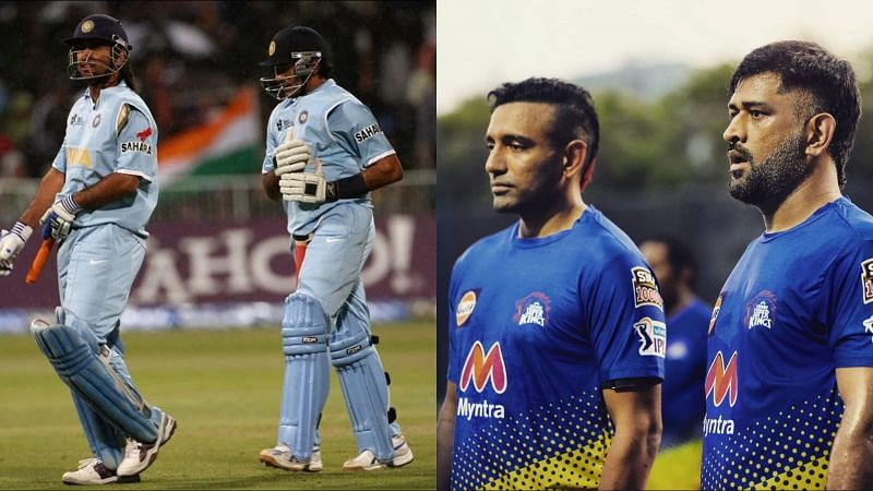 MS Dhoni and Robin Uthappa played together for India in ICC T20 World Cup 2007 Final; Now they are playing for CSK in IPL 2021