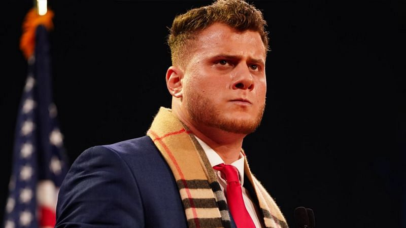 MJF's tweet about New Jersey didn't sit well with Liv Morgan