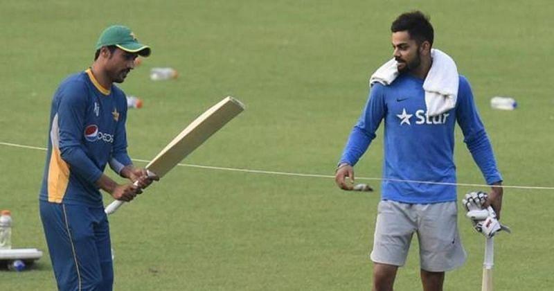 Virat Kohli gifted a bat to Mohammad Amir when India met Pakistan in 2016 World T20