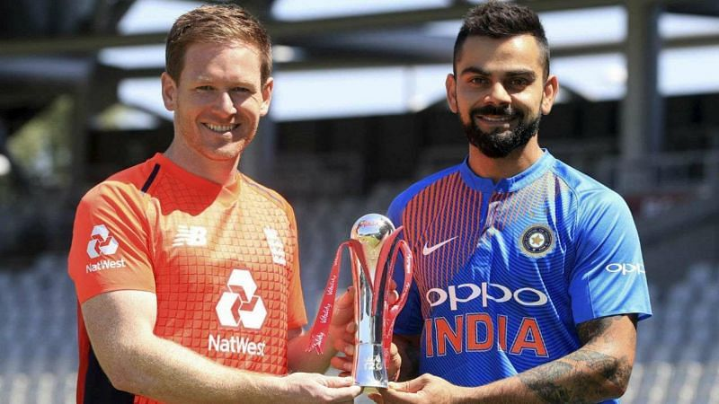 Heavyweights England and India will go head-to-head in lead up to the T20 World Cup.