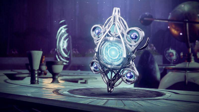 Wayfinder's compass in Destiny 2 Season of the Lost (Image via Bungie)