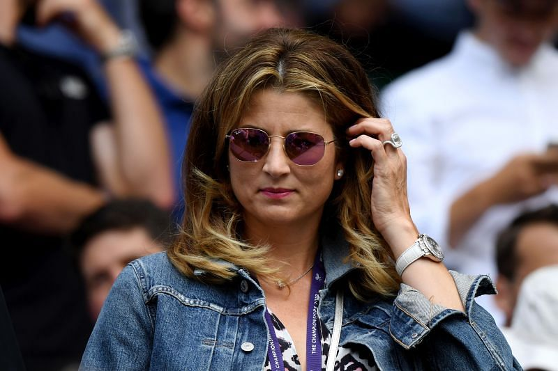 Roger Federer and his wife Mirka attended the ongoing Paris Fashion Week