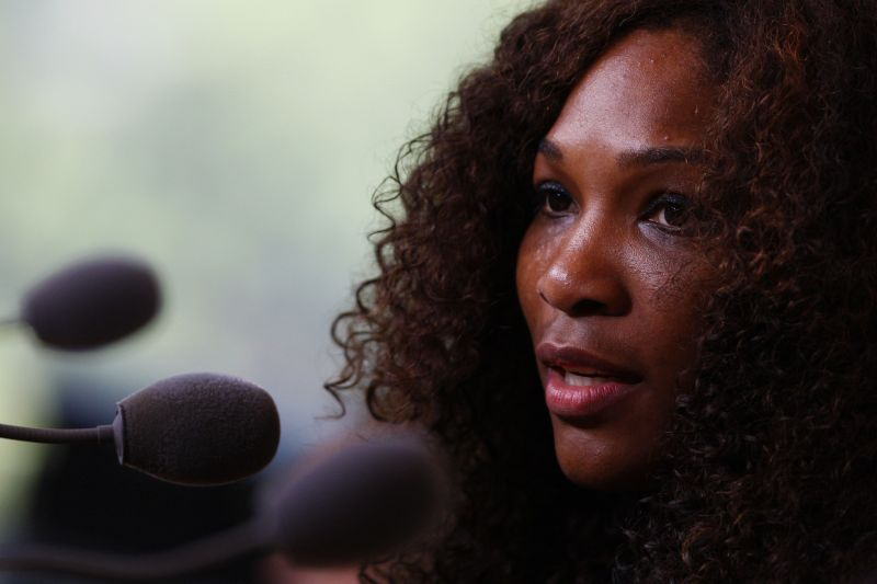 Serena Williams is chasing the elusive 24th Grand Slam title.