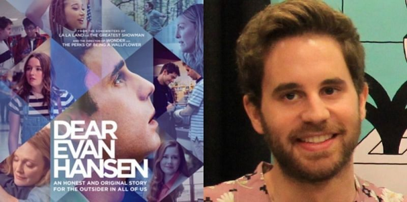 """Ben Platt is under fire for being """"too old"""" to reprise his role on the """"Dear Evan Hansen"""" film adaptation (Image via Getty Images)"""