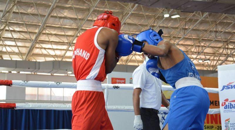 5th Elite Men's National Boxing Championships, Karnataka