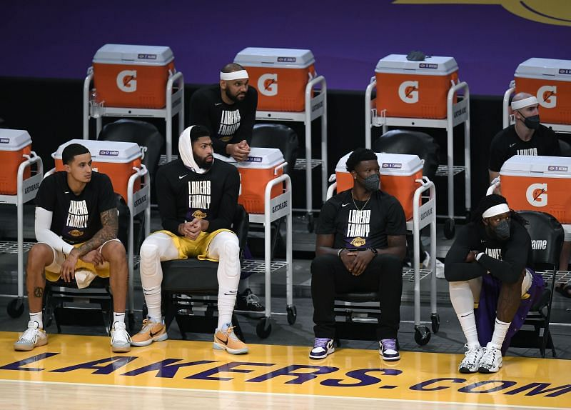 The LA Lakers look to return to championship form after an early playoff exit vs the Phoenix Suns