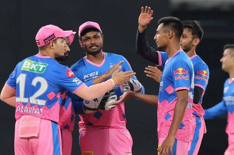 राजस्थान रॉयल्स टीम (Photo Credit - IPLT20)