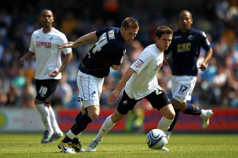 Millwall and Swansea are set to battle it out on Wednesday