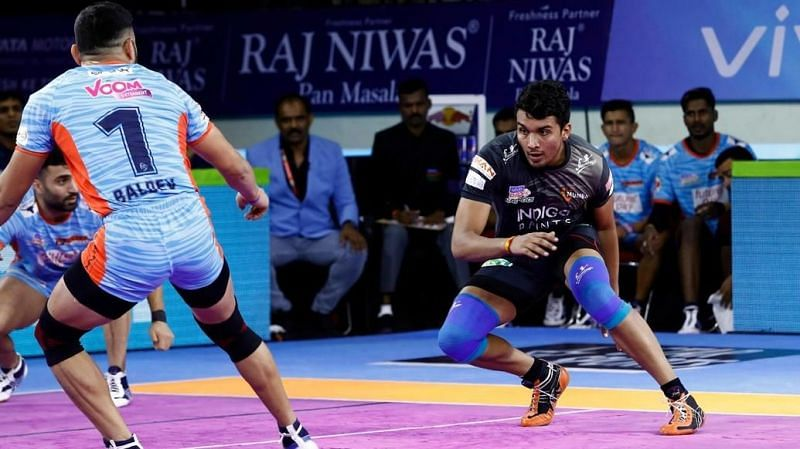 Jaipur Pink Panthers went all out to sign Arjun Deshwal for PKL 8.