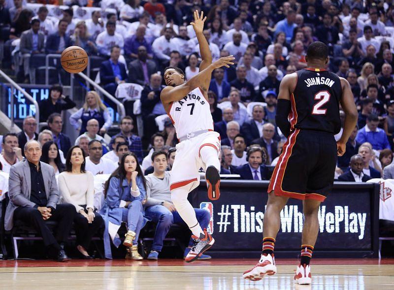 Miami Heat v Toronto Raptors - Game Five