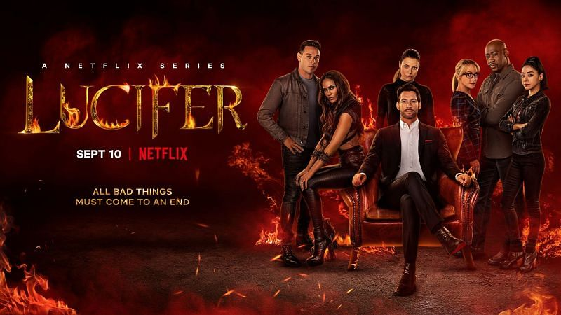 Lucifer Season 6 promises to be a roller coaster for fans (Image via Twitter)