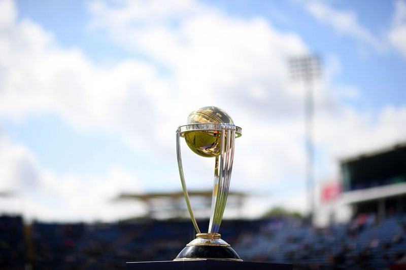 ICC Cricket World Cup League 2 Points Table