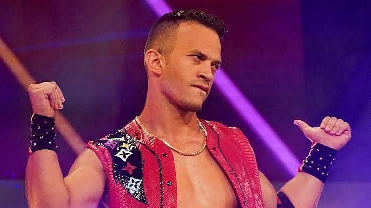 FTW Champion Ricky Starks