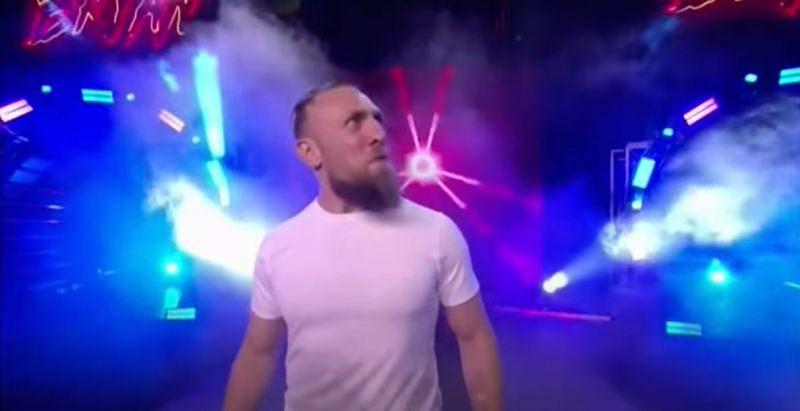 Bryan Danielson is in All Elite Wrestling