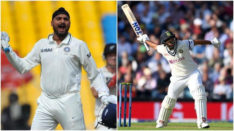 हरभजन सिंह और शार्दुल ठाकुर ने बल्ले के साथ भी अहम समय पर योगदान दिया है