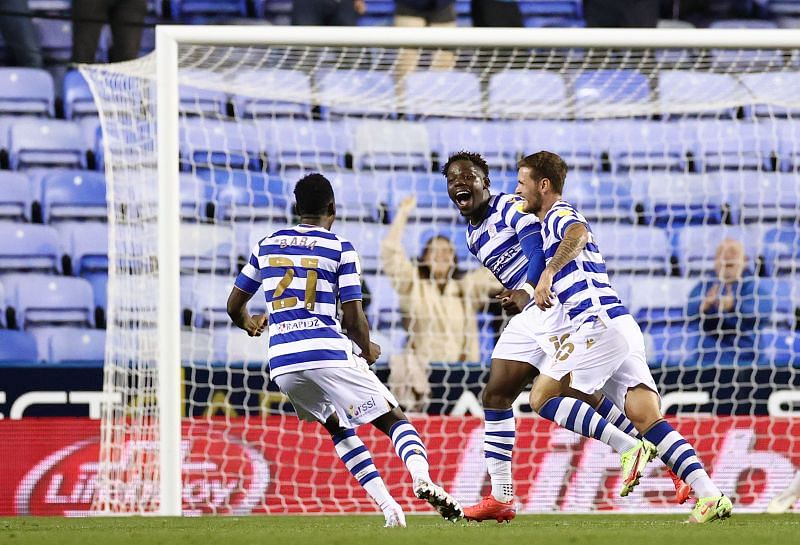 Reading will be looking to extend their winning streak
