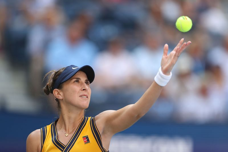 Belinda Bencic is the top seed at this year's tournament.