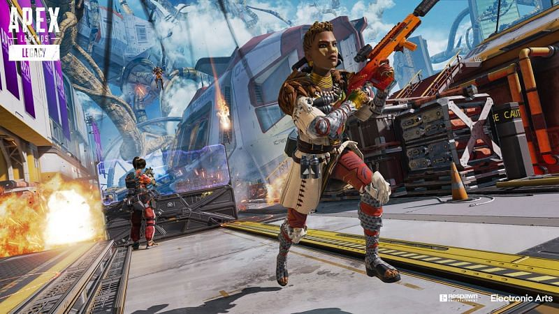 Splitting from teammates can have severe consequences in Apex Legends (Image via Respawn Entertainment)
