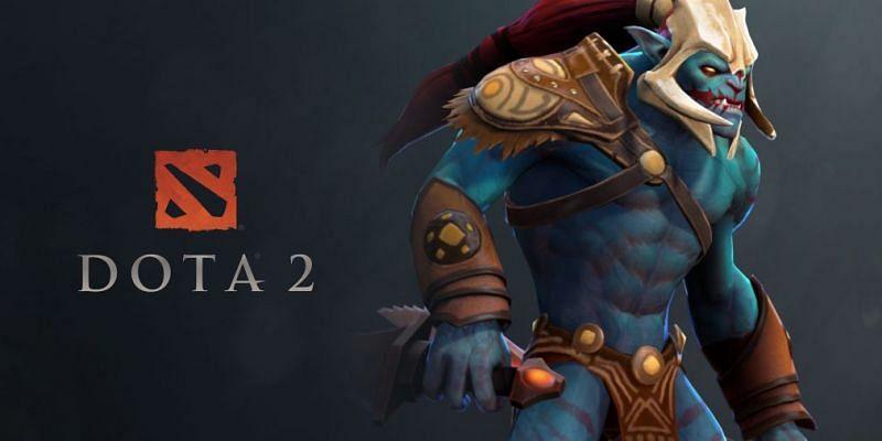 Huskar is one of the original Dota strength heroes that was ported to Dota 2 (Image via Valve)