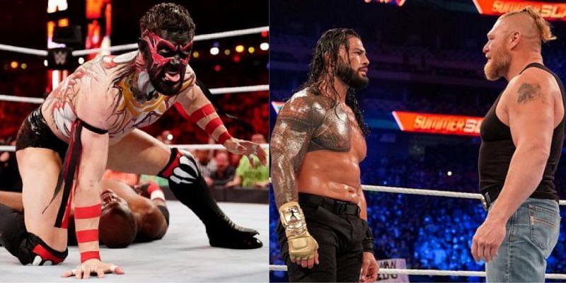 WWE Extreme Rules में रोमन रेंस और 'डीमन' फिन बैलर के बीच मैच होगा