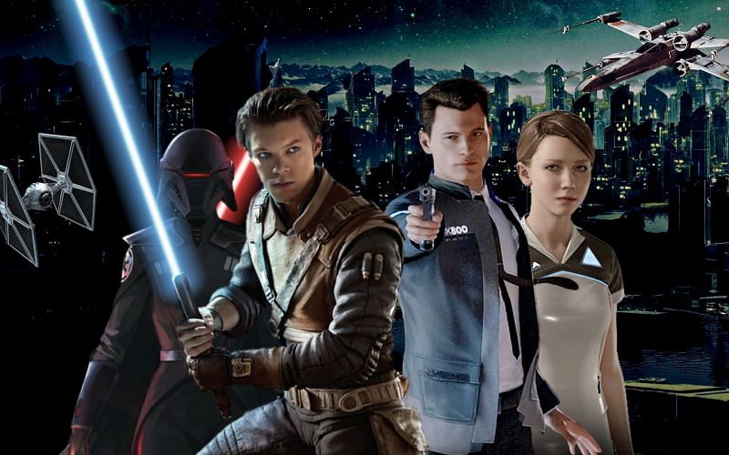 Is PlayStation's next big exclusive a Star Wars game by Quantic Dream?