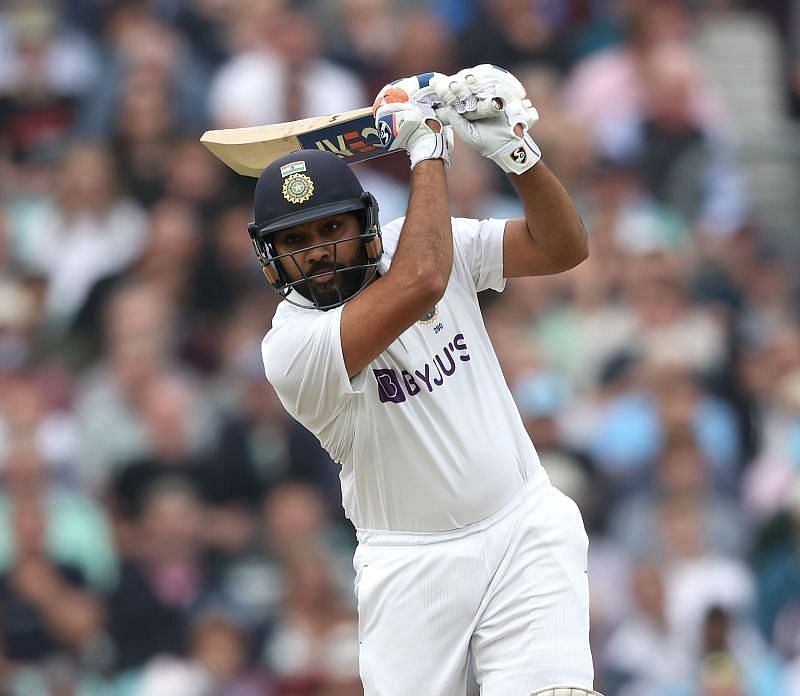 रोहित शर्मा ने अपना 8वां टेस्ट शतक लगाया