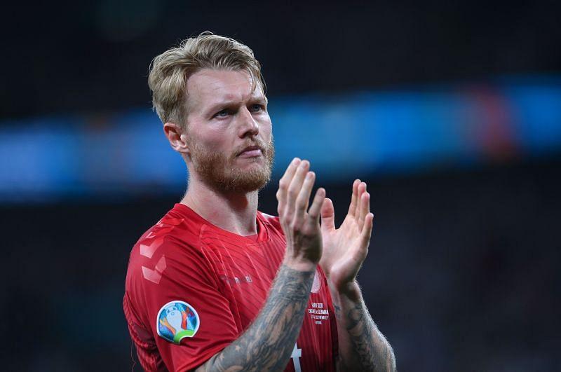 Simon Kjaer of Denmark - FIFA World Cup Qualifiers