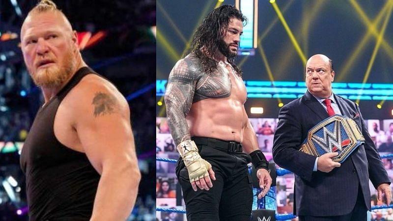 WWE में पॉल हेमन, रोमन रेंस को धोखा देंगे या नहीं