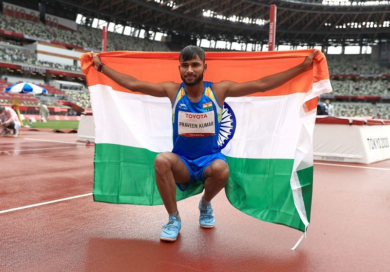 Tokyo Paralympics - प्रवीण कुमार पदक जीतने वाले सबसे युवा भारतीय बने