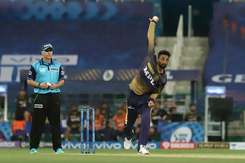 Varun Chakravarthy will want to build on his excellent performance against RCB (Image: IPL)