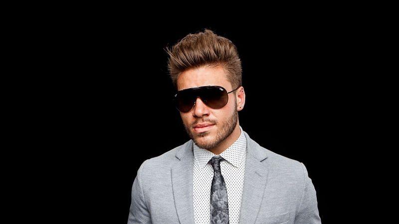 "Gus Smyrnios is a reality star from ""Floribama Shore"" (Image via Gus Smyrnios/ Twitter)"