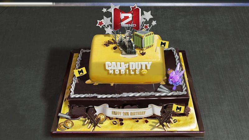 The Anniversary Cake event in Cod Mobile