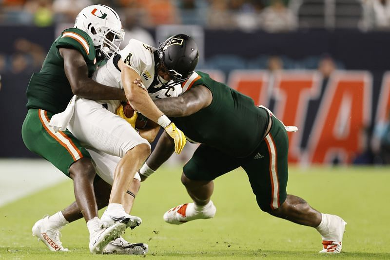 Appalachian State v Miami: The game where a cat was saved from near death