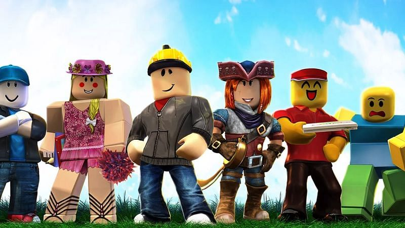 A promotional image for Roblox. (Image via Roblox Corporation)