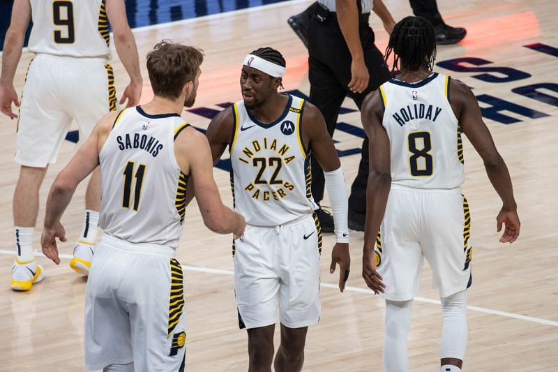 Indiana Pacers in the 2020-21 NBA season [Source: 8 points, 9 seconds]