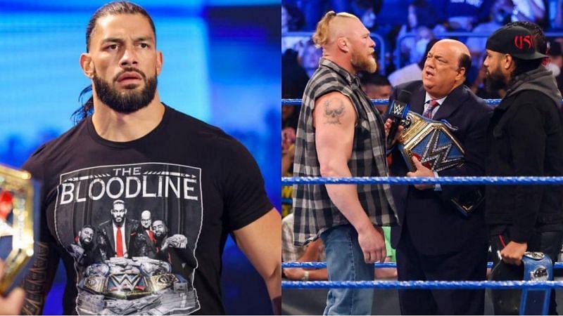 इस हफ्ते WWE SmackDown में ब्रॉक लैसनर की वापसी देखने को मिली थी