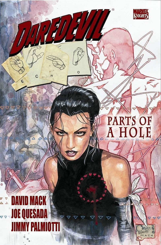 Maya Lopez in comics (Image via: Marvel Comics)
