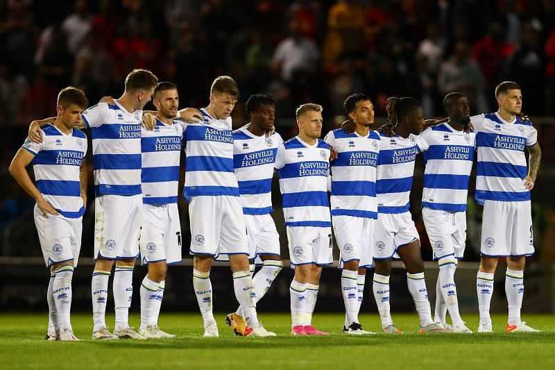 QPR are looking to continue their hot streak