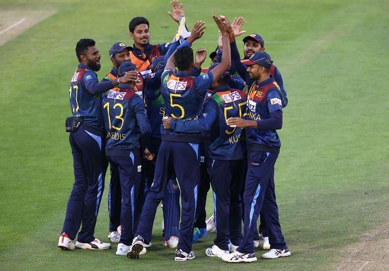 Dushmantha Chameera- England v Sri Lanka - T20I Series (Getty Images)