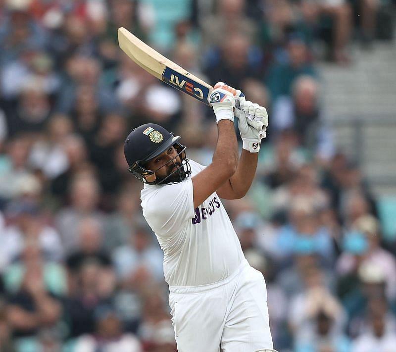 रोहित शर्मा ने अपने टेस्ट करियर का 8वां शतक लगाया