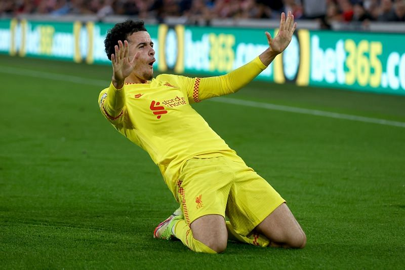 Jones scored Liverpool's third goal before being replaced a minute later